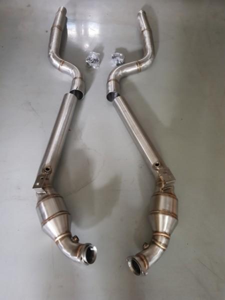 Tuning Downpipe Mercedes C63 AMG W204 2007-2013