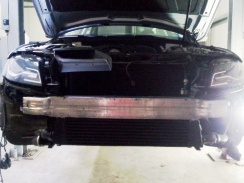 Audi A7 4GA 3.0TDI KW Performance Tuning Ladeluftkühler
