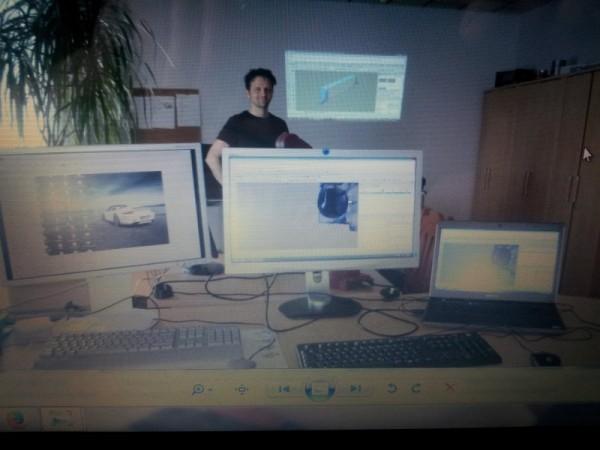 3D Scan stationär oder mobil