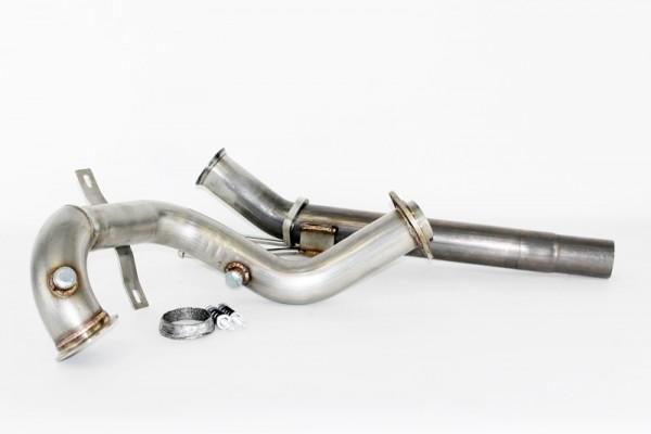 Seat Ibiza 1.4TSI FR Performance Hosenrohre Edelstahl Clubsport Elite