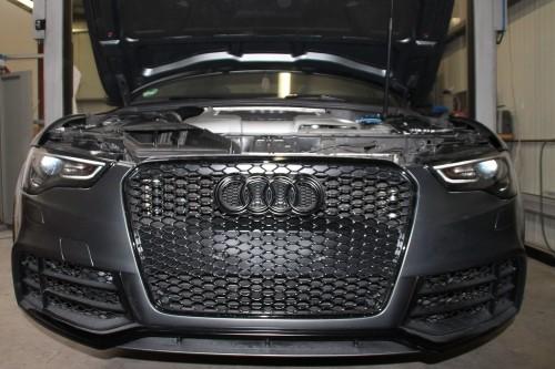 Audi A5 3.0TDI Performance Ladeluftkühler STAGE II PREVIEW