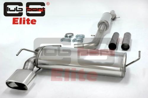 Seat Leon 1.8i Turbo Quattro Exhaust System Clubsport Elite