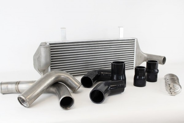 Opel Zafira A 2.0T Performance Tuning Ladeluftkühler von KW Performance