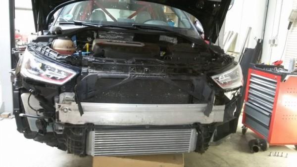 Audi Performance Ladeluftkühler S1 8X 2.0TFSi KW-Performance-Parts