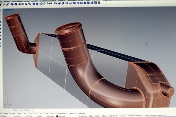 CAD Modellierung